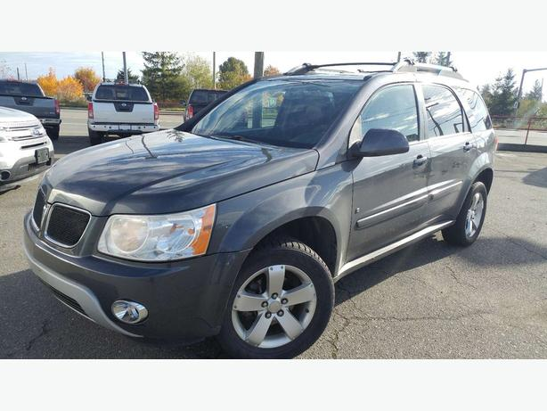 2009 Pontiac Torrent TORRENT AWD Leather Heated
