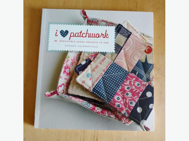 I love patchwork book