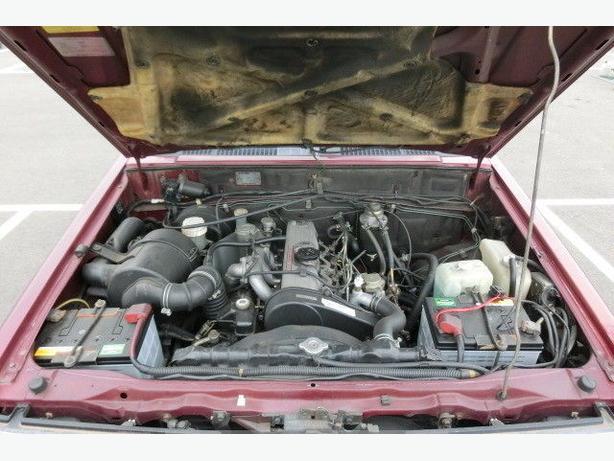 Mitsubishi Quad cab turbo diesel 4wd pickup