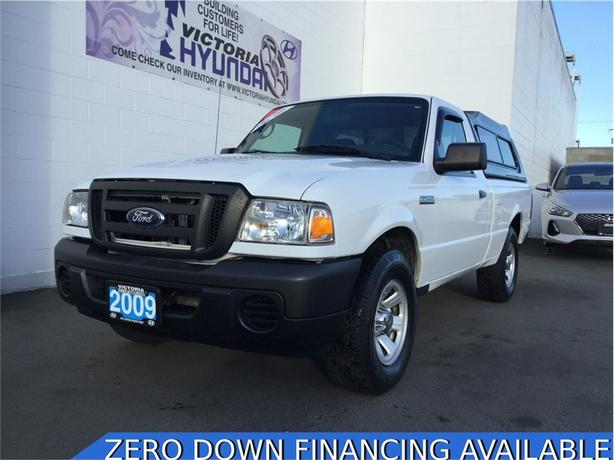 2009 Ford Ranger XL | 2WD, Canopy |