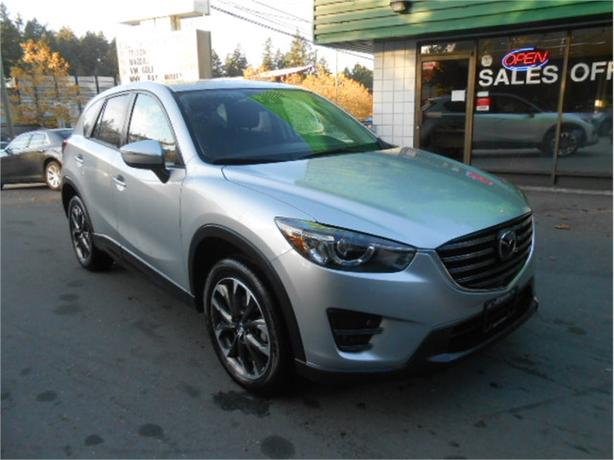 2016 Mazda CX-5 Grand Touring AWD w/Technology Package