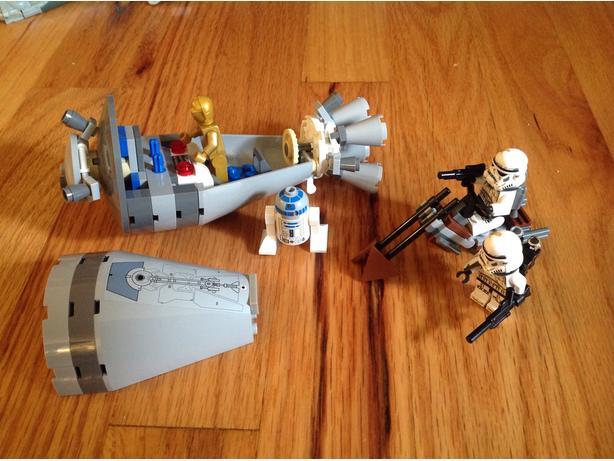 Lego Star Wars Droid Escape 9490 Esquimalt View Royal Victoria