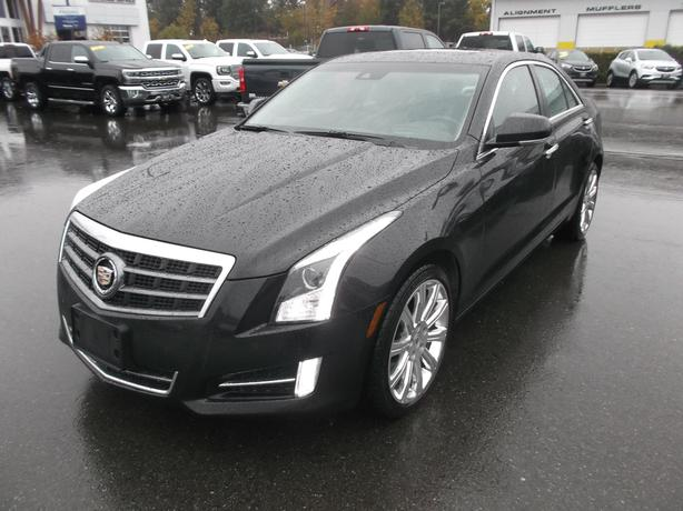 2014 CADILLAC ATS AWD PREMIUM FOR SALE