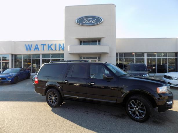2017 Ford Expedition Max Limited - 7Q511