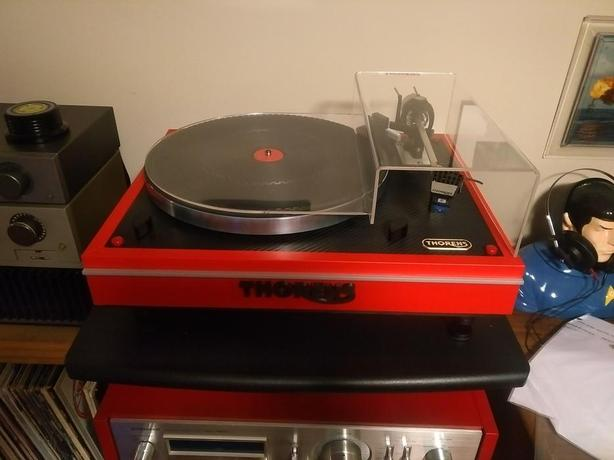Thorens TD-165 Special Turntable