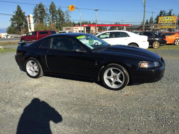 2003 Ford Mustang GT 4.6L V8, 5 Speed, 144,000Kms