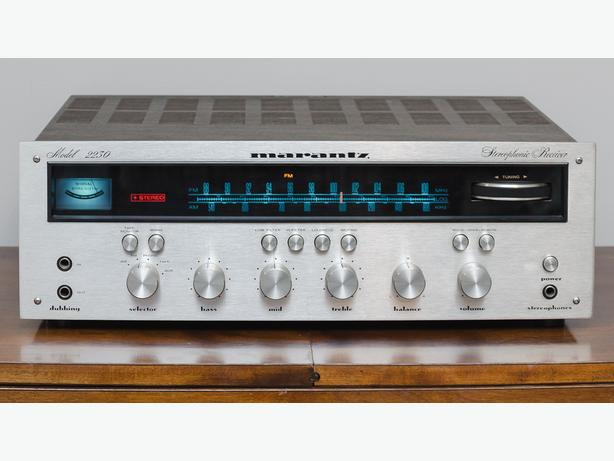 WANTED: Looking for a Marantz Stereo Receiver working or not