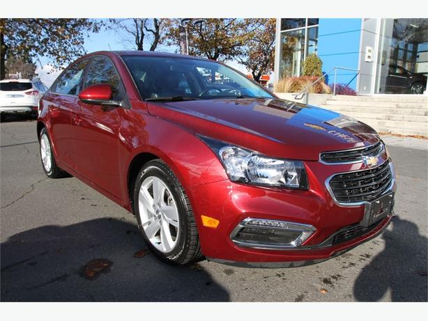 2015 Chevrolet Cruze Diesel, Wheaton bought & serviced