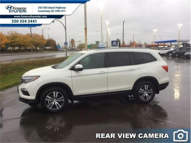 2017 Honda Pilot EX  - local - one owner - trade-in