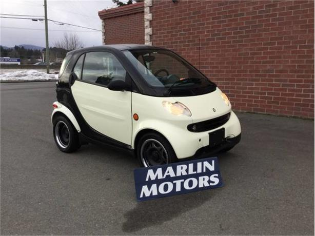 2006 Smart Fortwo Coupe Base
