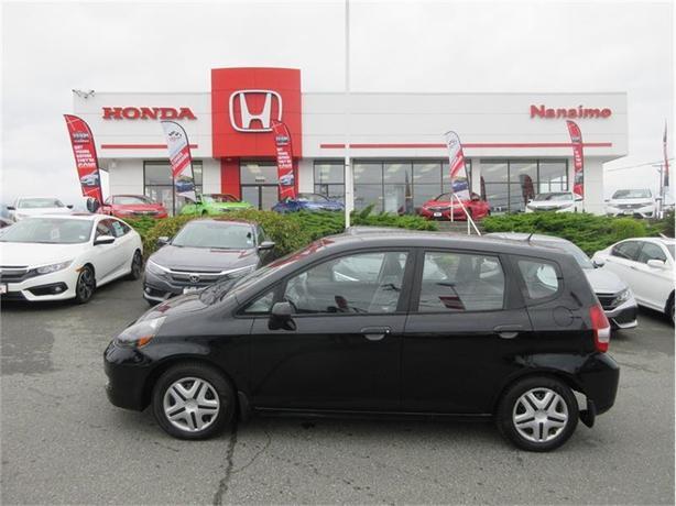 2007 Honda Fit 5dr HB AT LX