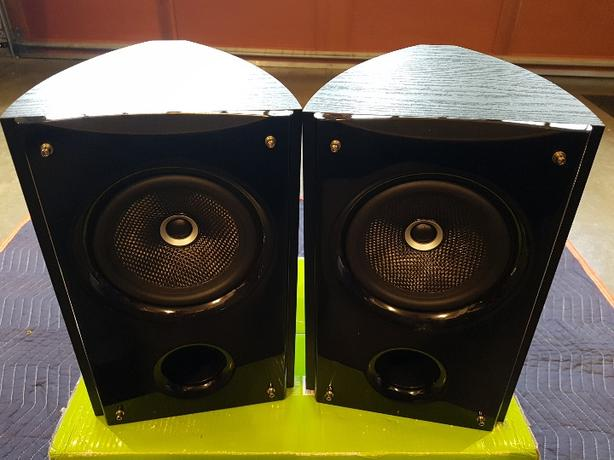 Insignia Bookshelf Speakers NS B2111