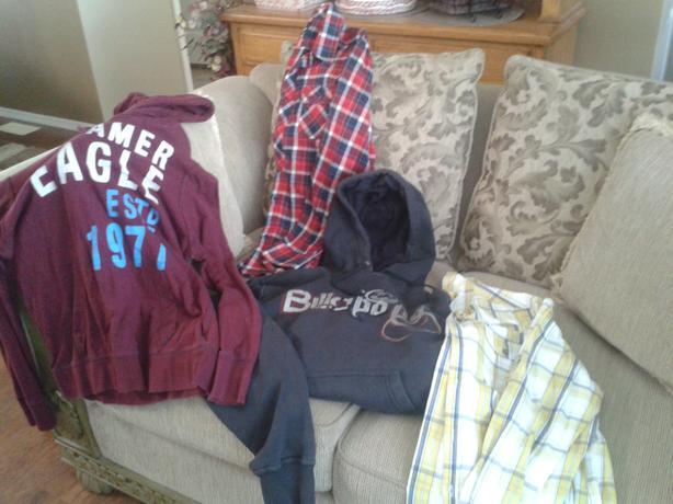 Teen Men's clothing