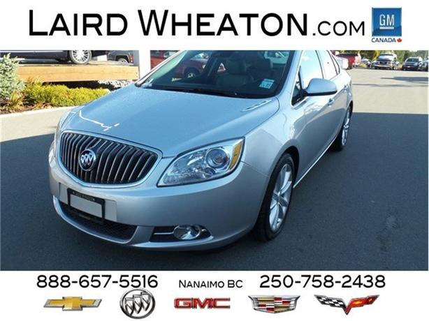 2015 Buick Verano Convenience Group w/ Back-Up Camera and 4G WiFi Hotspot