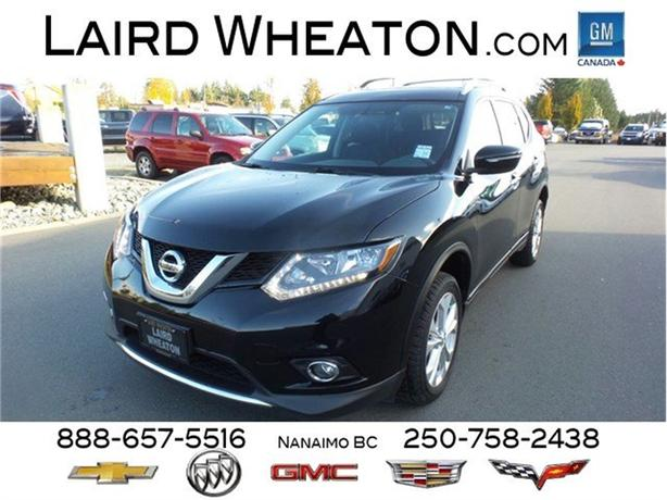 2015 Nissan Rogue SV AWD, Clean
