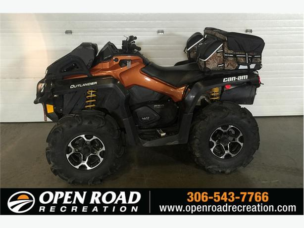 2013 Can-Am® Outlander™ X® mr 650