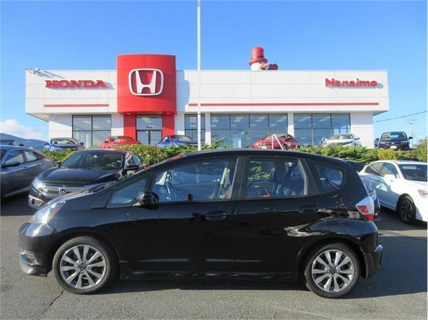2013 Honda Fit 5dr HB Auto Sport