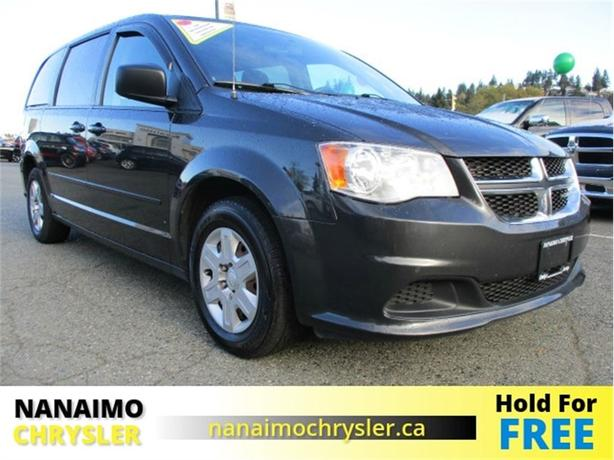 2012 Dodge Grand Caravan SE No Accidents Stow N Go Seats