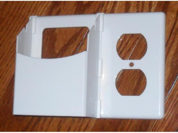 10 of Various AC Wall Cover Plates