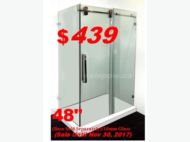 Shower Enclosures/Shower Doors/Bathtubs