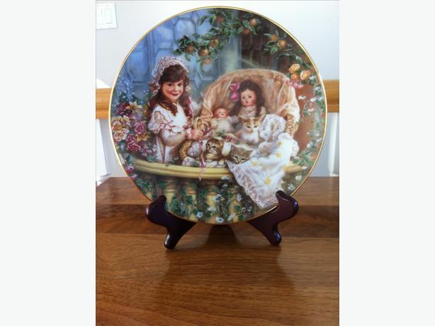 Plates by Sandra Kuck