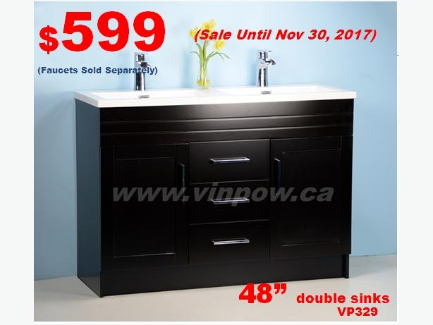 Bathroom Vanities from $109 Huge Selection/Affordable Price/High Quality