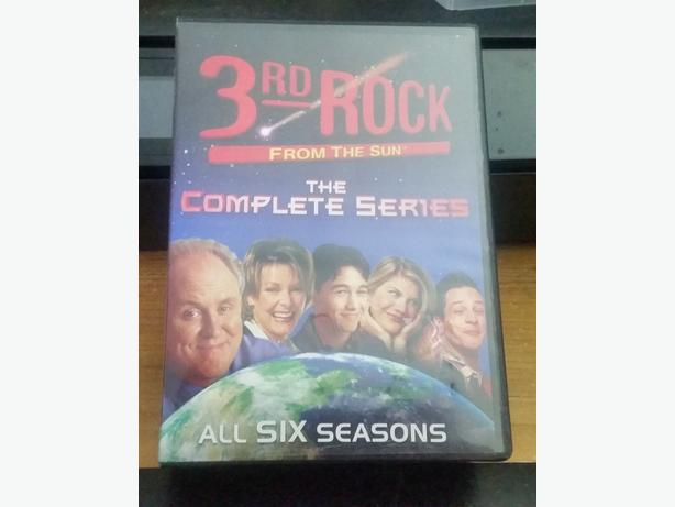 3rd Rock from the Sun Complete Series DVD Set