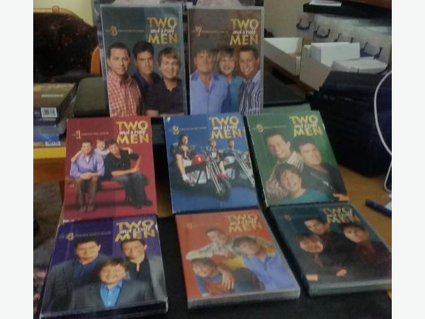 Two and a Half Men /  First 8 Seasons on DVD