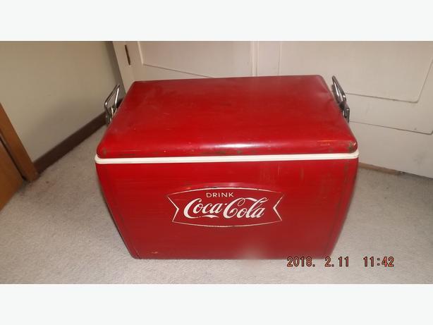CocaCola Cooler