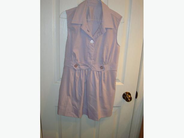 Like New Maternity Top Tank Blouse Purple Size S_M - $10