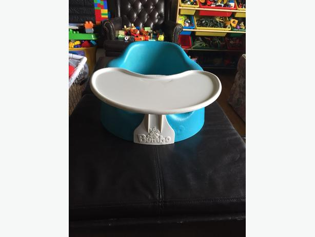 Bumbo Seat With Tray Table