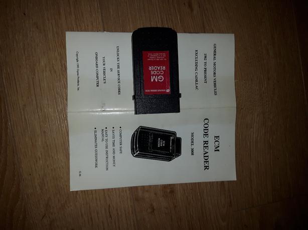 GM Diag-Code Reader OBD 1 East Regina, Regina