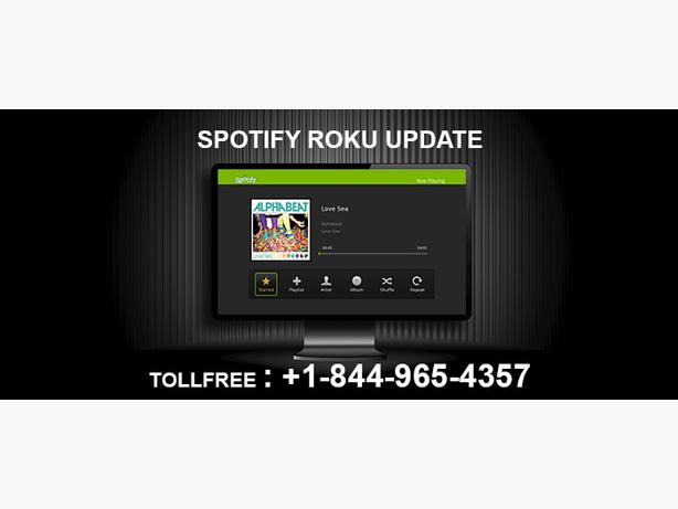 Are you a Music lover, Then update Roku Spotify