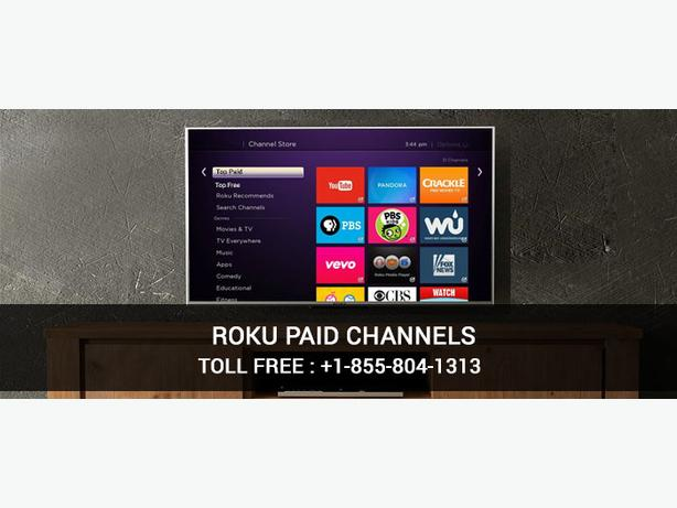 Now Stream Top 10 Paid Channels on Roku