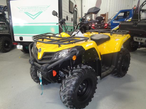 2018 CFMOTO CFORCE 500 HO EPS 1UP $6995 plus Freight and PDI