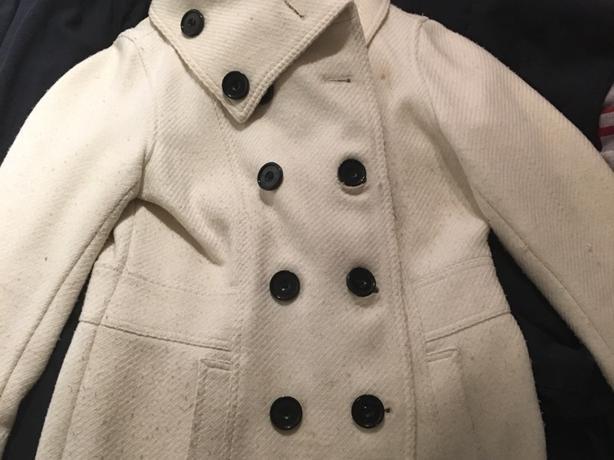 Heavy fall/winter coat