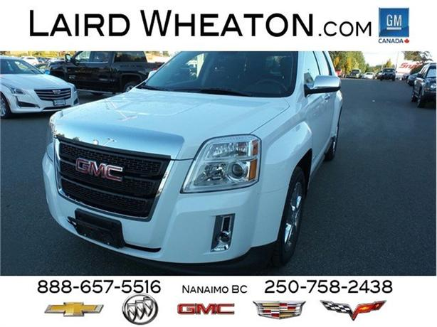 2014 GMC Terrain SLE, Back-Up Camera