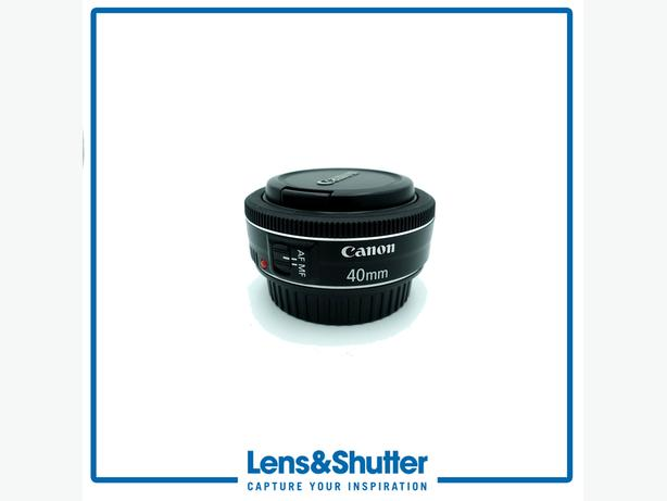 Canon 40 f2.8
