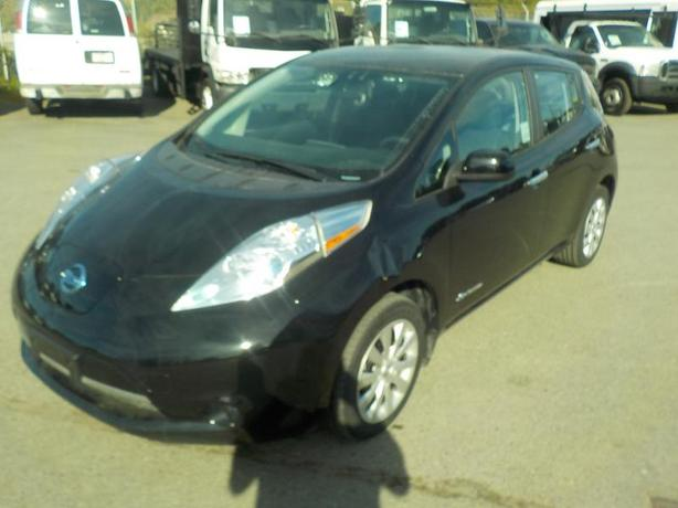 2014 Nissan Leaf S Electric