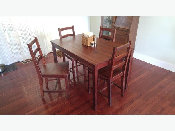 TABLE ONLY: Kitchen table