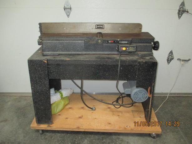 Bench Jointer