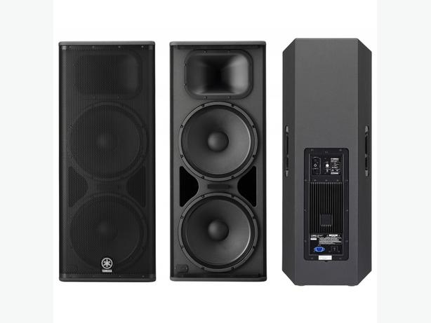 Yamaha DSR215 Powered Speakers - Great Condition