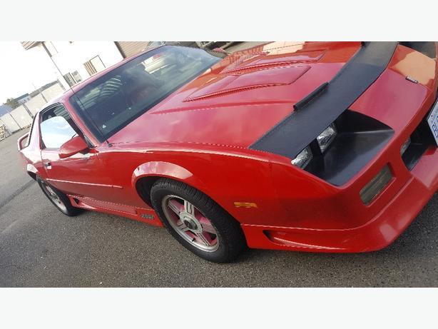 1991 z28 Camaro