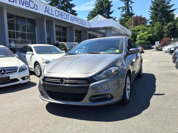 GET APPROVED ANYWHERE IN BC - 2013 Dodge Dart	SXT/Rallye
