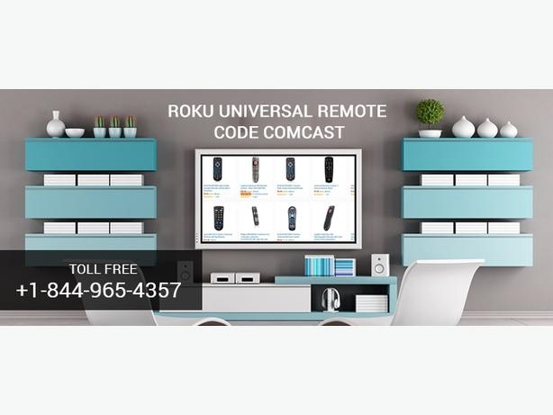 To know about Roku Universal Remote Code Comcast