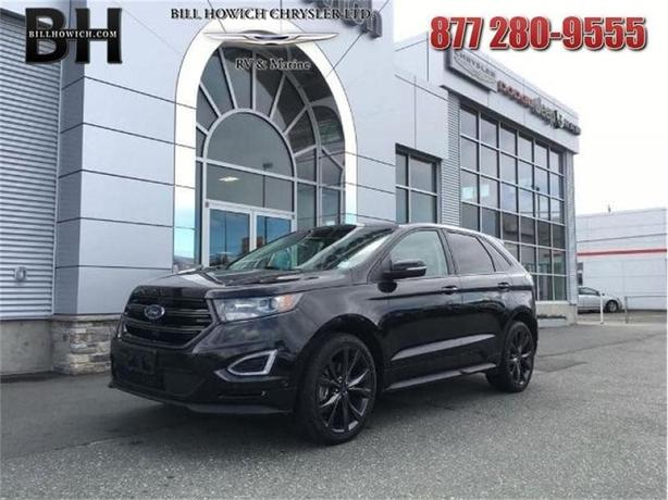 2015 Ford Edge Sport - Local - one Owner - Leather Seats - $222.7