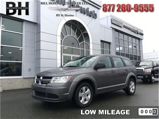 2013 Dodge Journey CVP/SE Plus - $92.70 B/W
