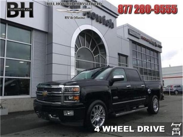 2014 Chevrolet Silverado 1500 High Country - Leather Seats - Cooled Seats