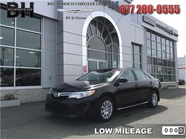 2012 Toyota Camry /SE/LE/XLE - $92.89 B/W - Low Mileage