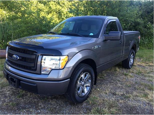 2013 Ford F-150 - $126.76 B/W - Low Mileage